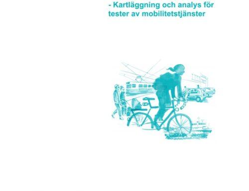 Kartläggning av geografiska nav – Västra Skaraborg